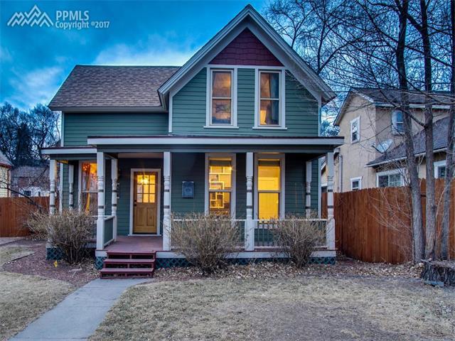 610 N Spruce Street, Colorado Springs, CO 80905