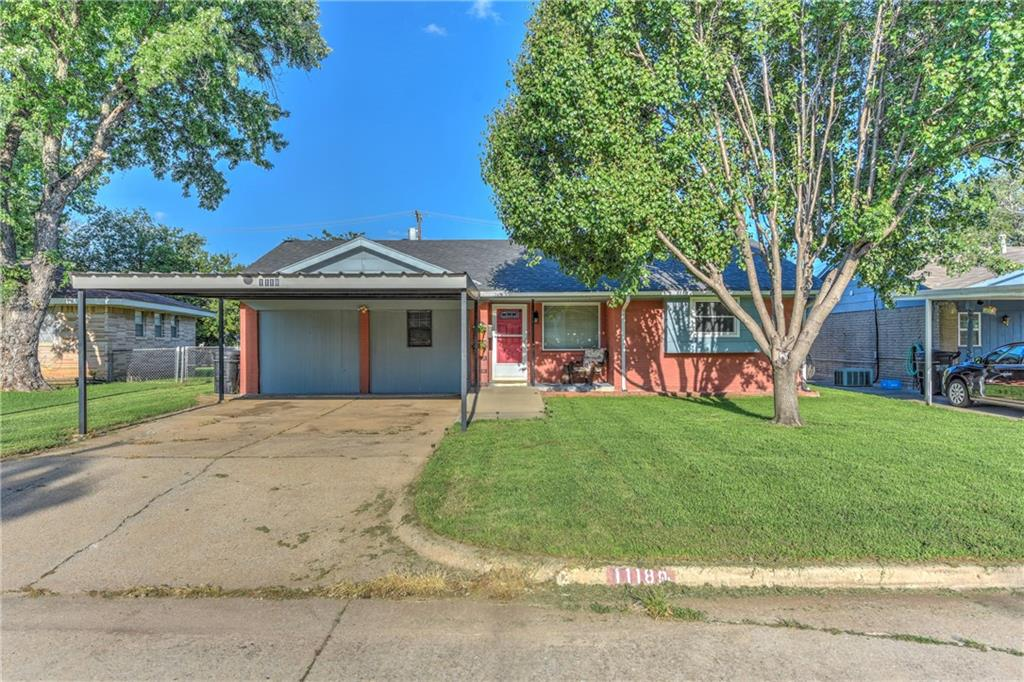 1118 Harrington Drive, Moore, OK 73160