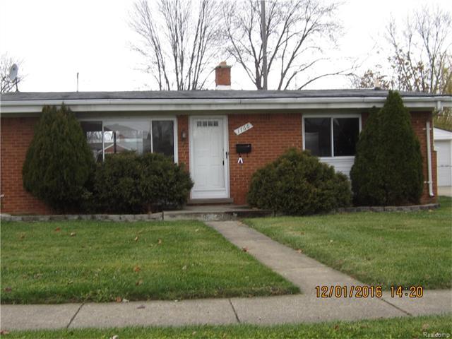 1766 BYRON Avenue, Madison Heights, MI 48071