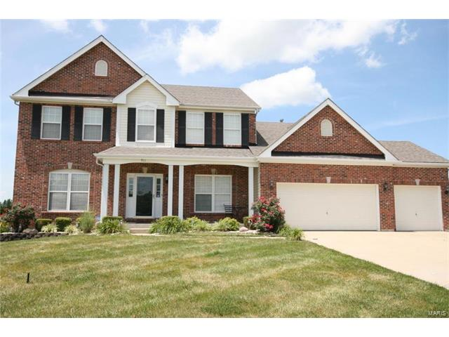 911 Red Scarlet Court, Shiloh, IL 62221
