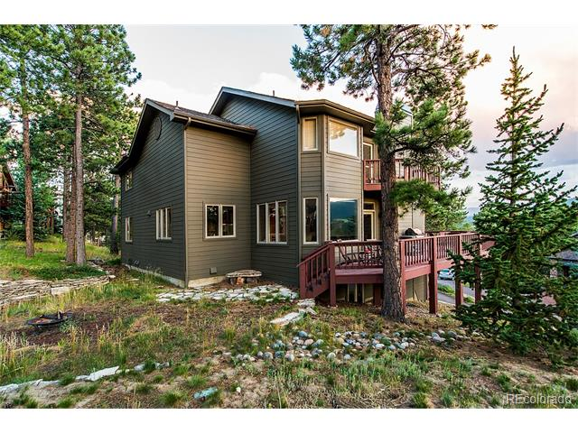 1376 Gold Mine Lane, Evergreen, CO 80439