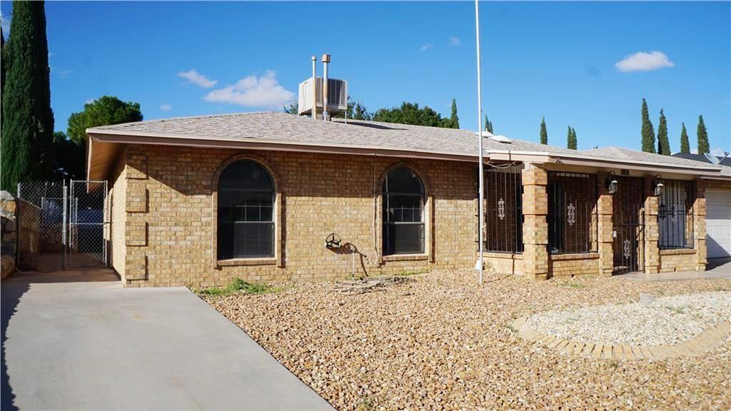 11267 Tenaha Avenue, El Paso, TX 79936