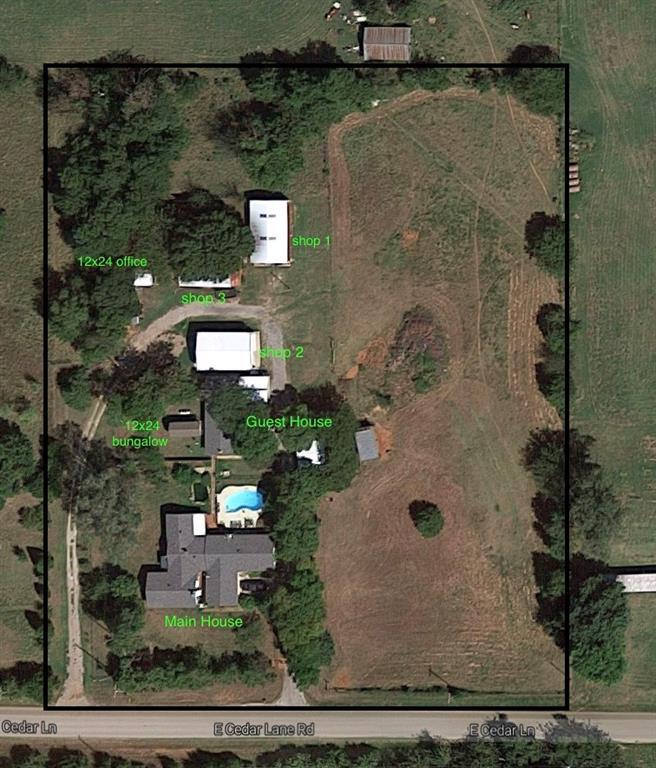 4915 E Cedar Lane, Norman, OK 73026