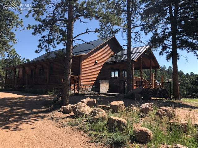 4573 Highway 24 Highway, Florissant, CO 80816