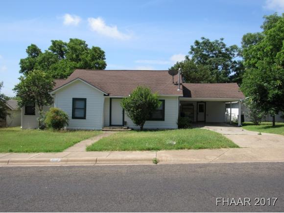 625 E 13th, Belton, TX 76513
