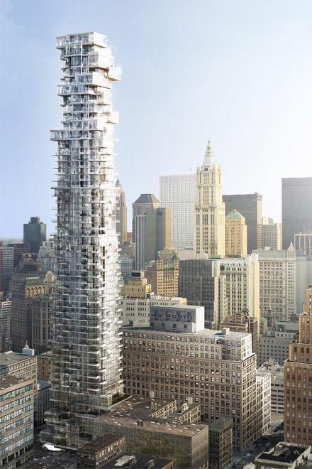 56 Leonard St 14-BE, New York, NY 10013