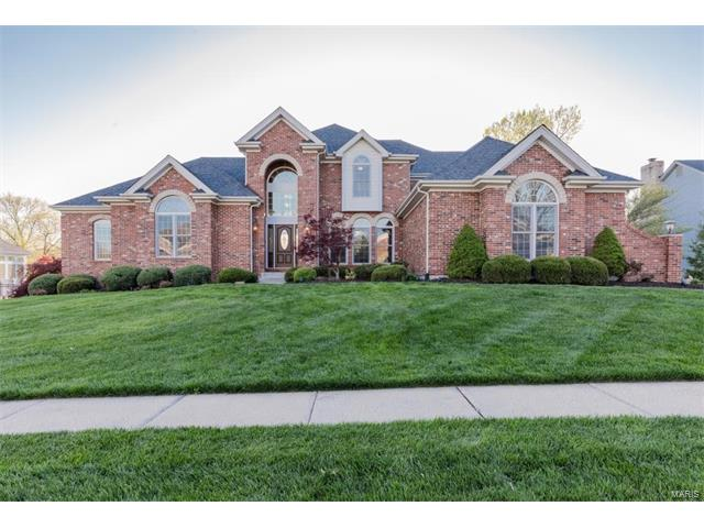 1315 Eaglewinds Court, Chesterfield, MO 63005