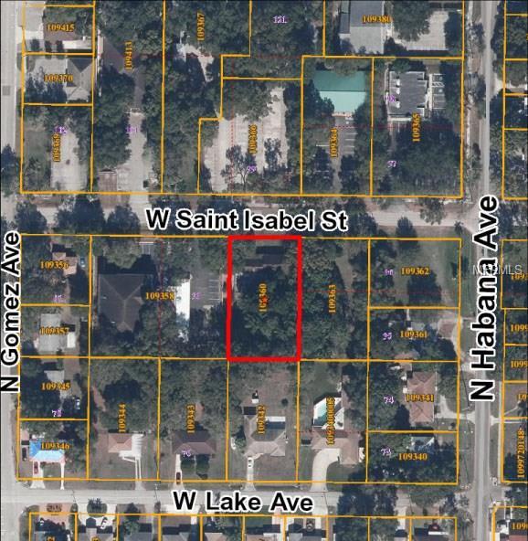 2806 W SAINT ISABEL STREET, TAMPA, FL 33607