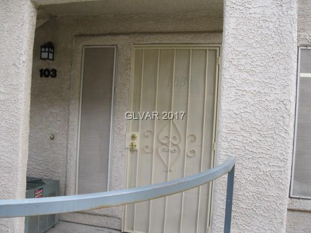3055 KEY LARGO Drive 103, Las Vegas, NV 89120