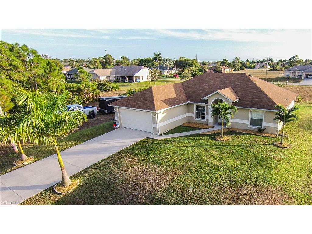 2454 NW 22nd TER, CAPE CORAL, FL 33993