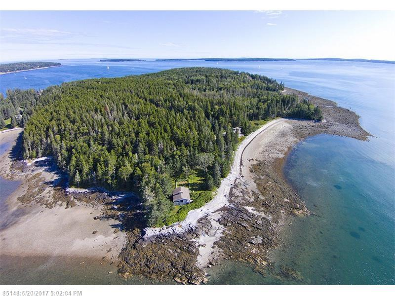 186 Lopaus Point RD , Tremont, ME 04612