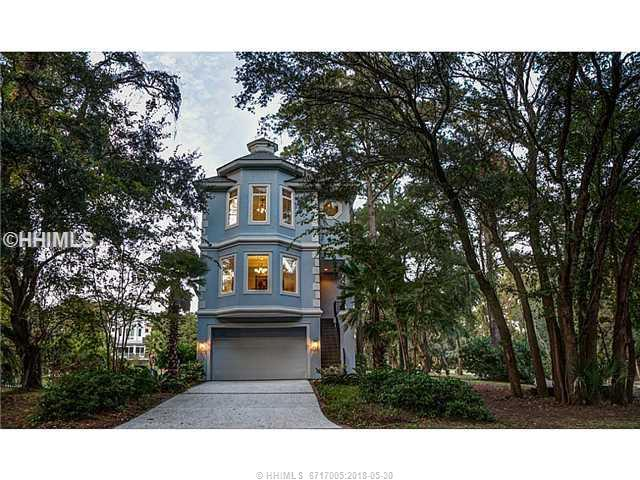54 Sandcastle COURT, Hilton Head Island, SC 29928