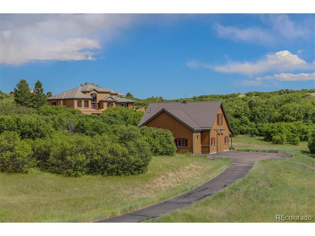 2802 Big Bear Drive, Sedalia, CO 80135
