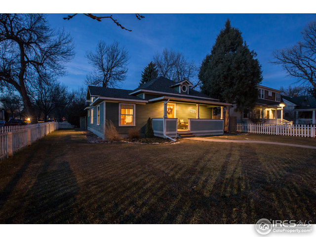 703 W Mountain Ave, Fort Collins, CO 80521