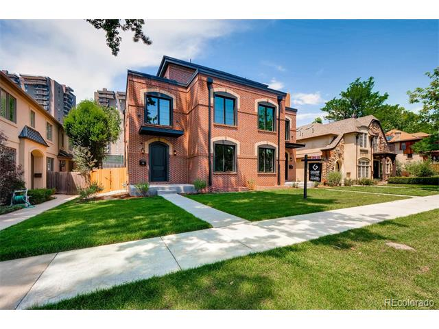 435 S Humobldt Street, Denver, CO 80209