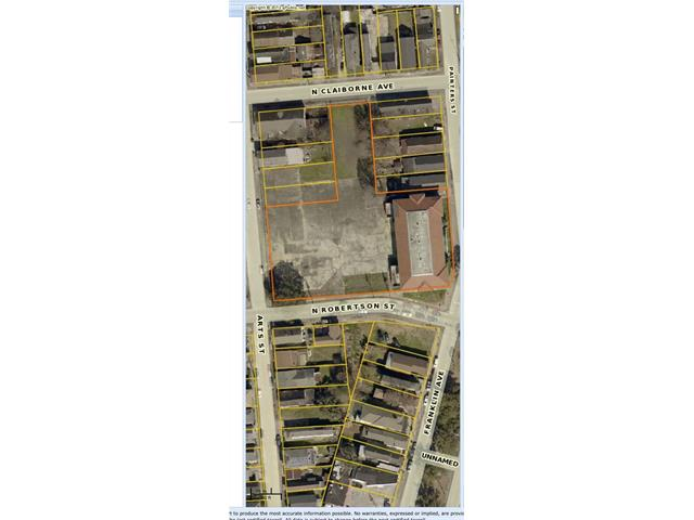 2515 N ROBERTSON Street, New Orleans, LA 70117