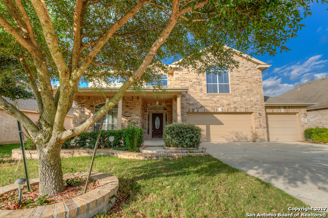414 RED QUILL NEST, San Antonio, TX 78253
