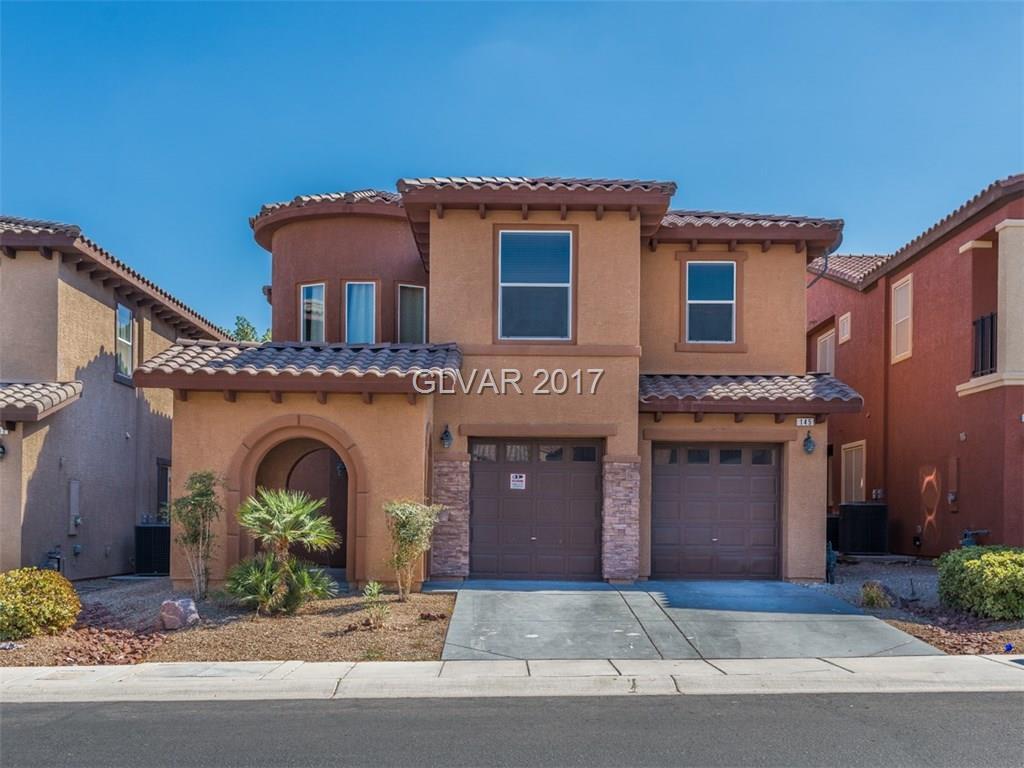 145 HONORS COURSE Drive, Las Vegas, NV 89148