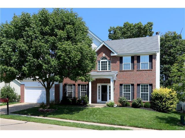 16911 Westridge Oaks Drive, Wildwood, MO 63040