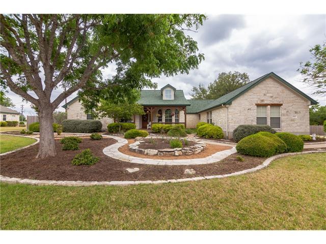 1003 Fountainwood Dr, Georgetown, TX 78633