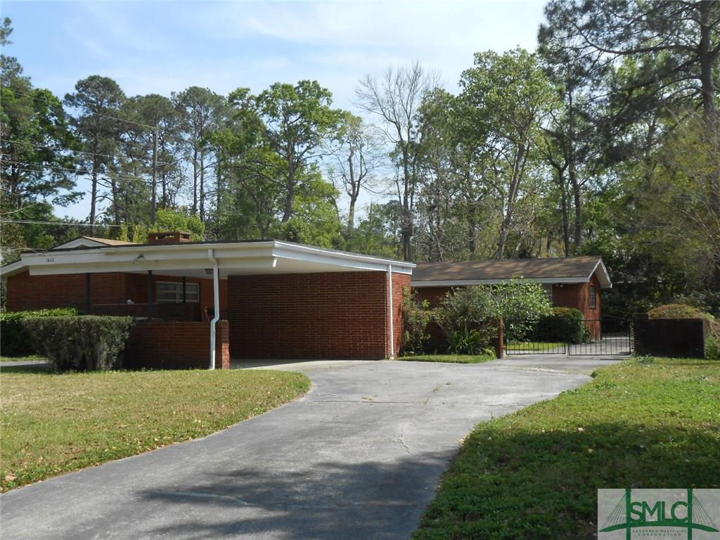1543 Forsyth Road, Savannah, GA 31406
