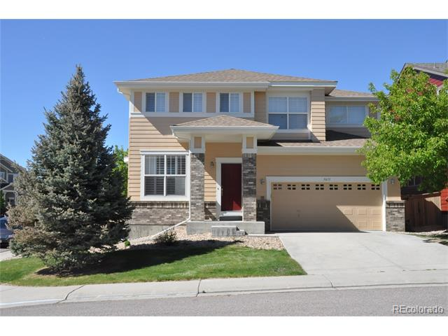 3611 Craftsbury Drive, Highlands Ranch, CO 80126