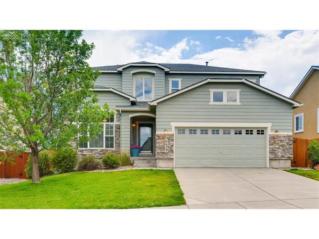 6629 Cool Mountain Drive, Colorado Springs, CO 80923