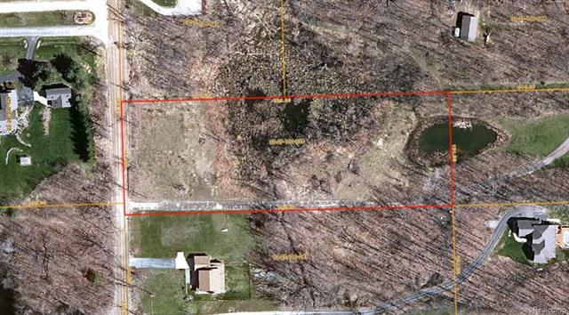 2421 PERRY LAKE Road, Brandon Twp, MI 48462