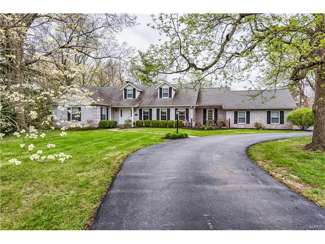 14 Long Meadows Lane, Town and Country, MO 63131