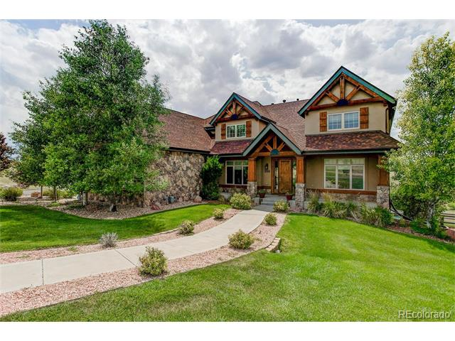 566 N Pines Trail, Parker, CO 80138