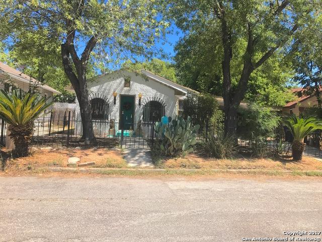 1219 SANTA BARBARA, San Antonio, TX 78201