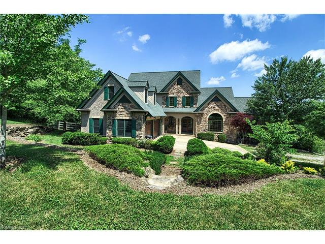 445 Mitchell View Drive, Hendersonville, NC 28792