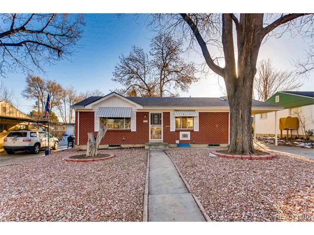 1730 S Dale Court, Denver, CO 80219