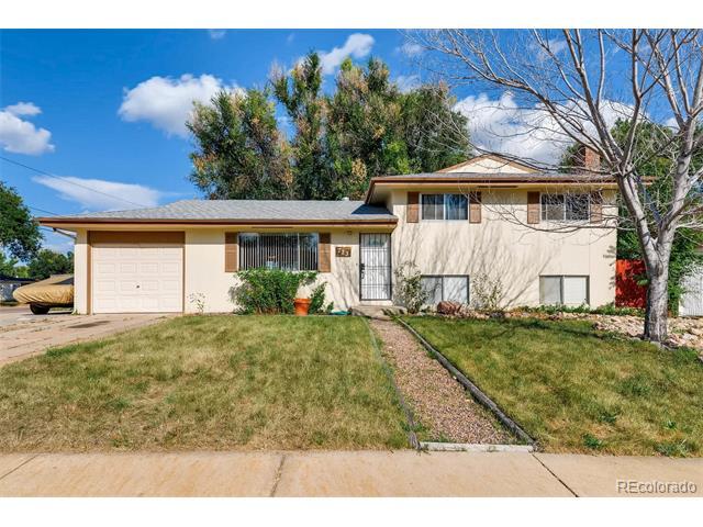 723 Don Juan Street, Colorado Springs, CO 80909