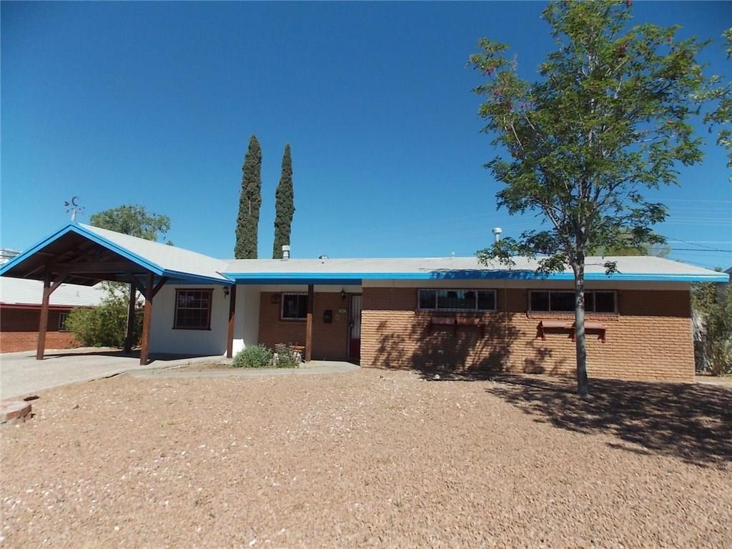 341 Chermont Drive, El Paso, TX 79912