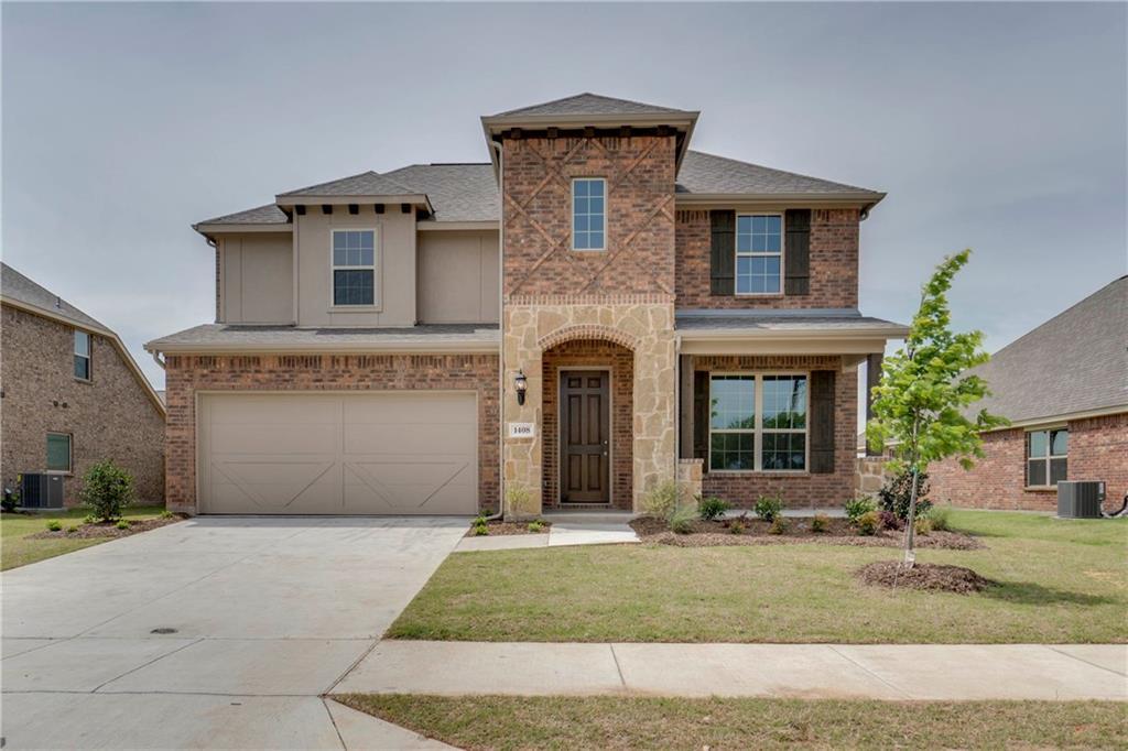 1408 Freesia Drive, Little Elm, TX 75068