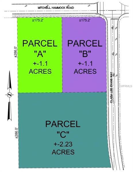 264 E MITCHELL HAMMOCK ROAD, OVIEDO, FL 32765
