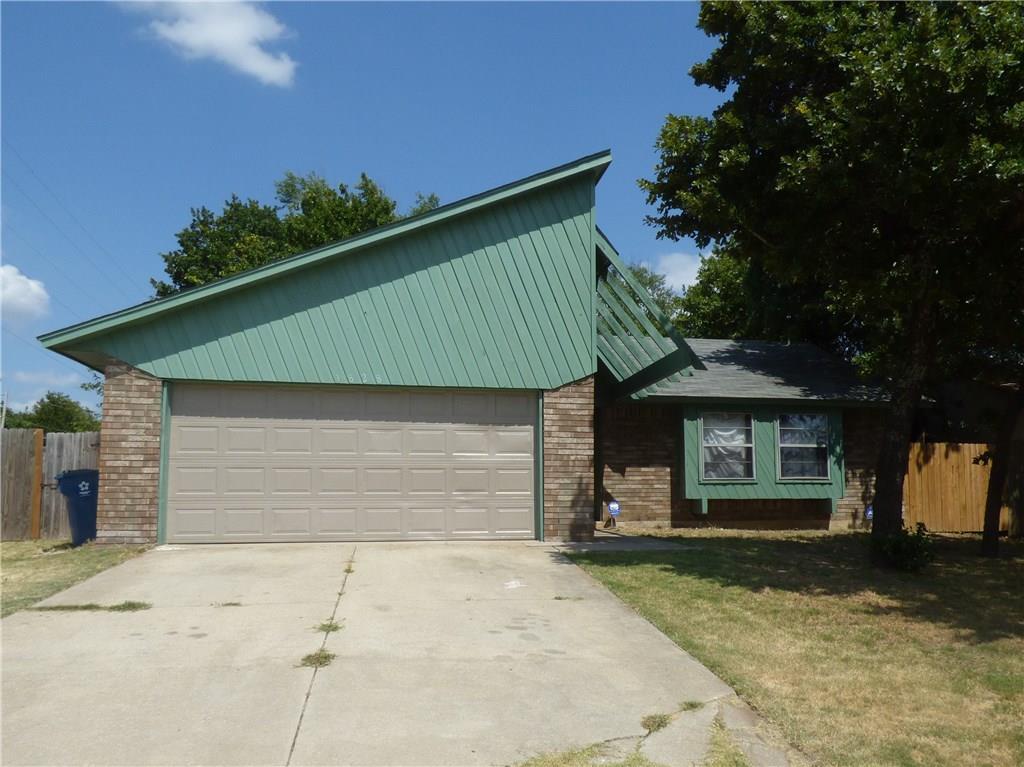 1828 David Terrace, Midwest City, OK 73141
