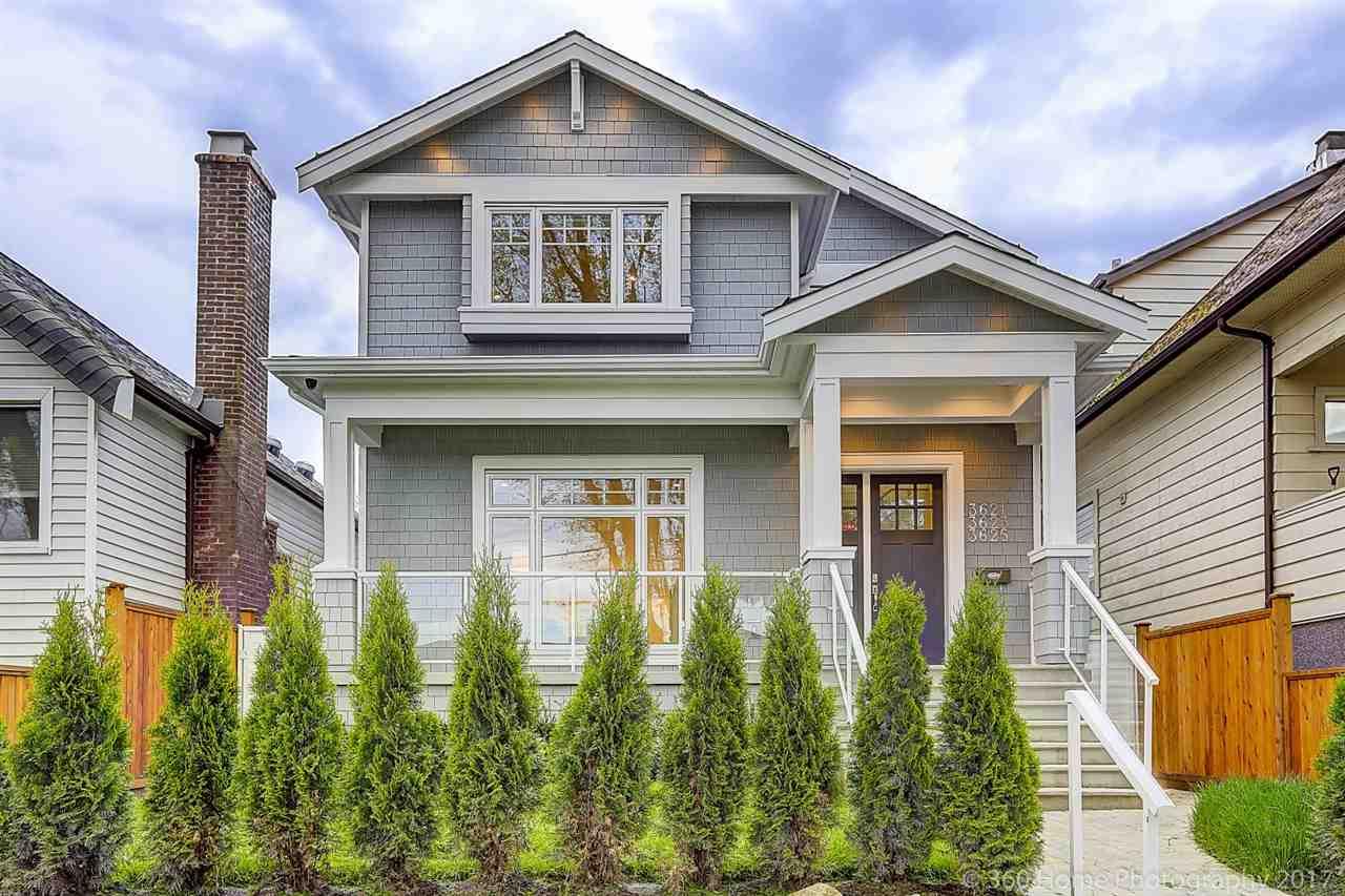 3621 TURNER STREET, Vancouver, BC V5K 2J2