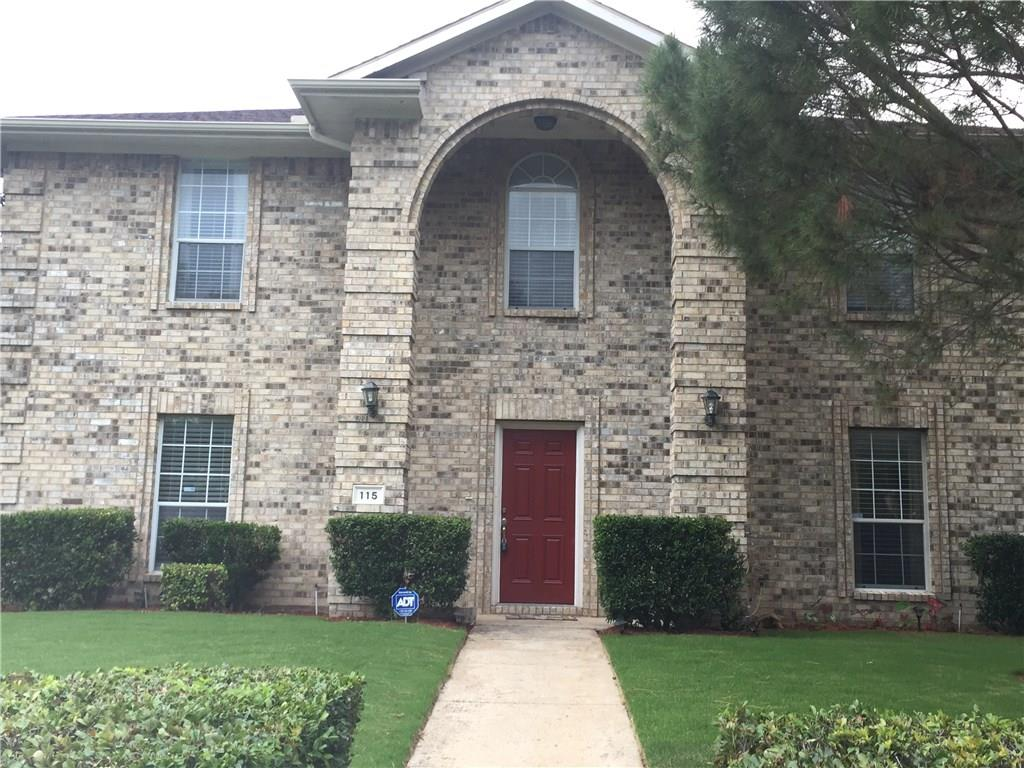 115 Pullman Place, Wylie, TX 75098