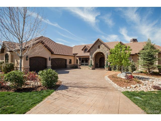 4885 Silver Pine Drive, Castle Rock, CO 80108