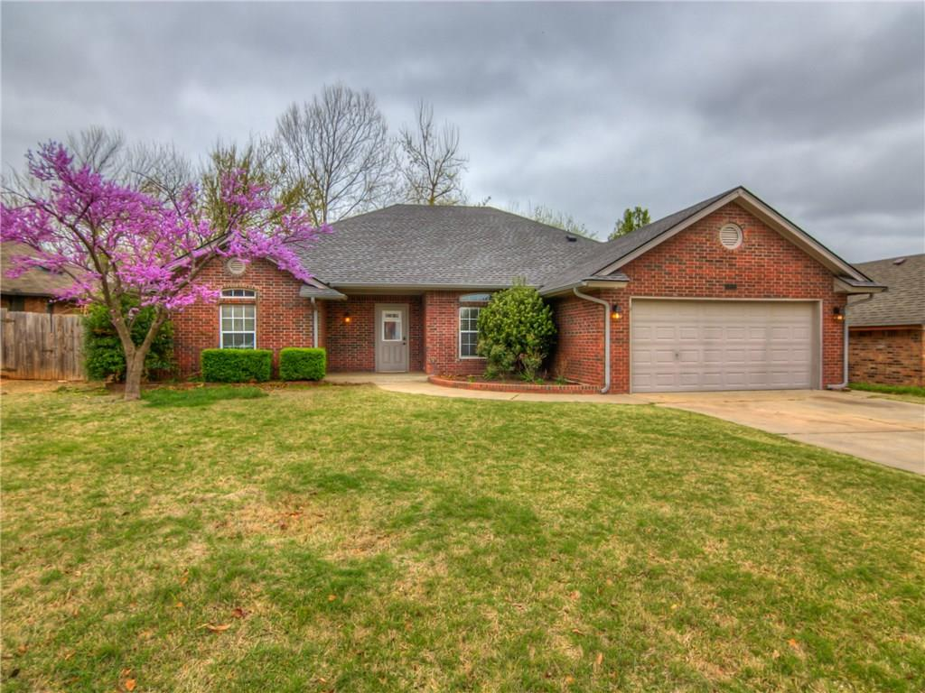 1805 Windsong Drive, Midwest City, OK 73130
