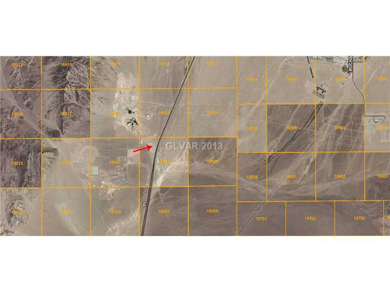 US HWY 95, Boulder City, NV 89005
