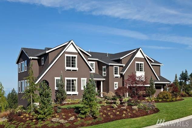 6865 171st (Homesite 86) Ct SE, Bellevue, WA 98006