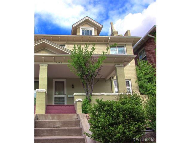 1242 Corona Street, Denver, CO 80218