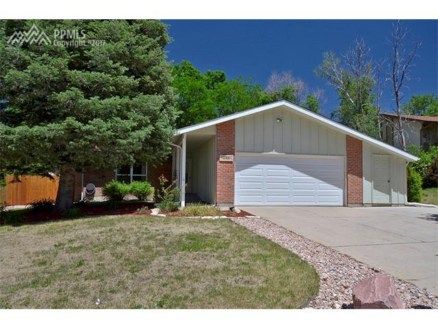 3055 W Enchanted Circle, Colorado Springs, CO 80917
