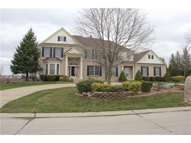 50380 TOP OF HILL Drive, Plymouth Twp, MI 48170