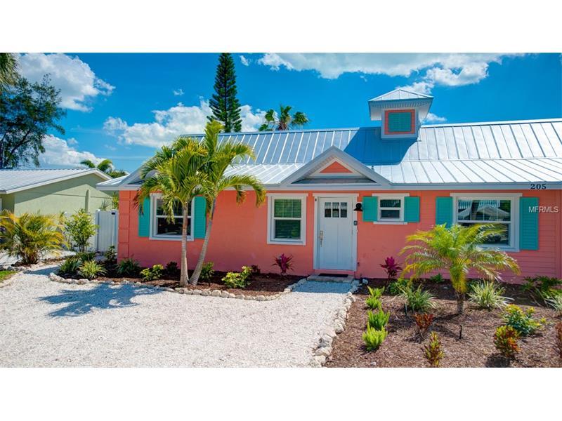 205 PEACOCK LANE B, HOLMES BEACH, FL 34217