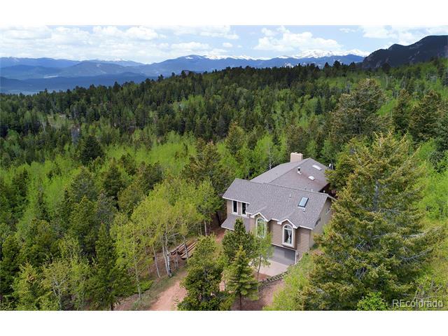 11273 Conifer Mountain Road, Conifer, CO 80433