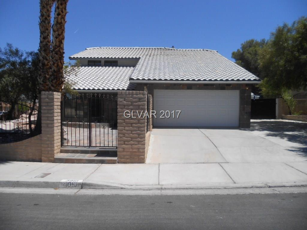3910 MOHIGAN Way, Las Vegas, NV 89119